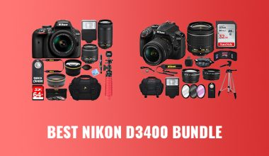 Best Nikon D3400 Bundle