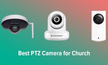 10 Best PTZ Cameras for Church in 2021 [Record or Live Stream]