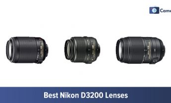 9 Best Nikon D3200 Lenses of 2021 [Compatible Models Only]