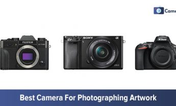 7 Best Cameras For Photographing Artwork in 2021