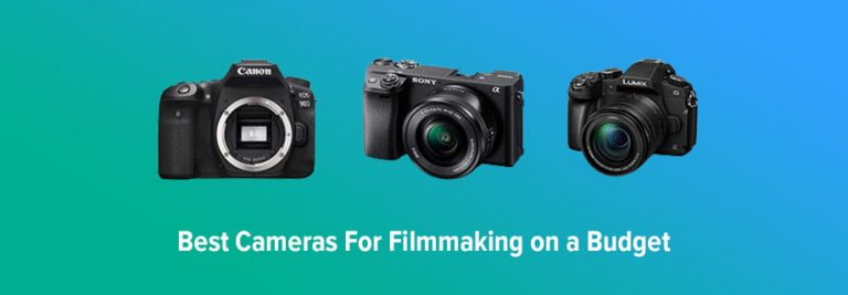 Best Cameras for Filmmaking on a Budget