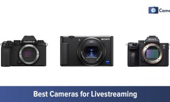 9 Best Cameras for Live Streaming in 2021 [Expert Picks]