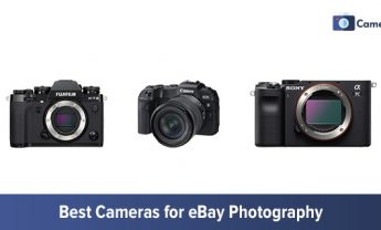 9 Best Cameras For eBay Listings in 2021 [Sharp and Professional Shots]