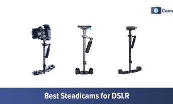 6 Best Steadicams For DSLR in 2021 [High Stabilization]