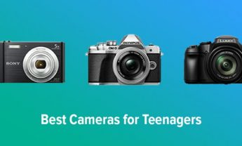 10 Best Cameras for Teenagers in 2021 [Top Models]