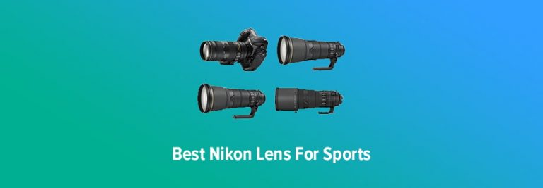 Best Nikon Lens for Sports Photography