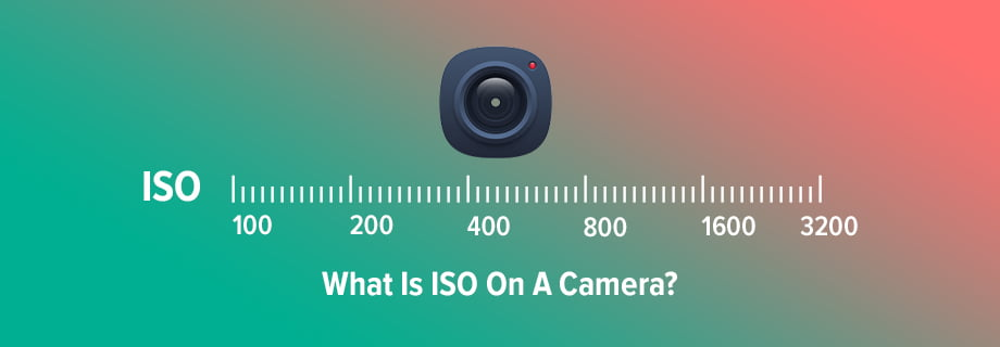 What is ISO on Camera