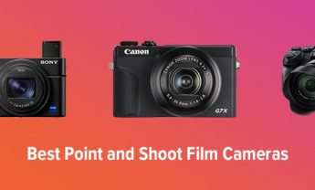 5 Best Point and Shoot Film Cameras in 2021 [Evergreen Models]